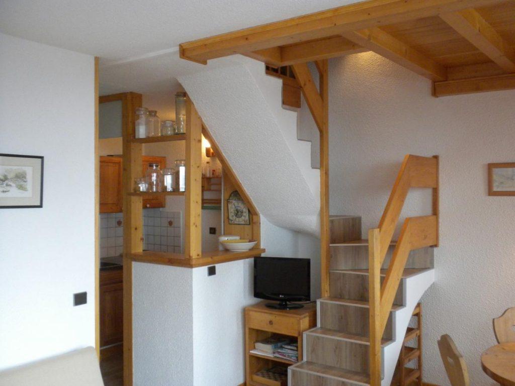 Pose de sol vinyle sur escalier