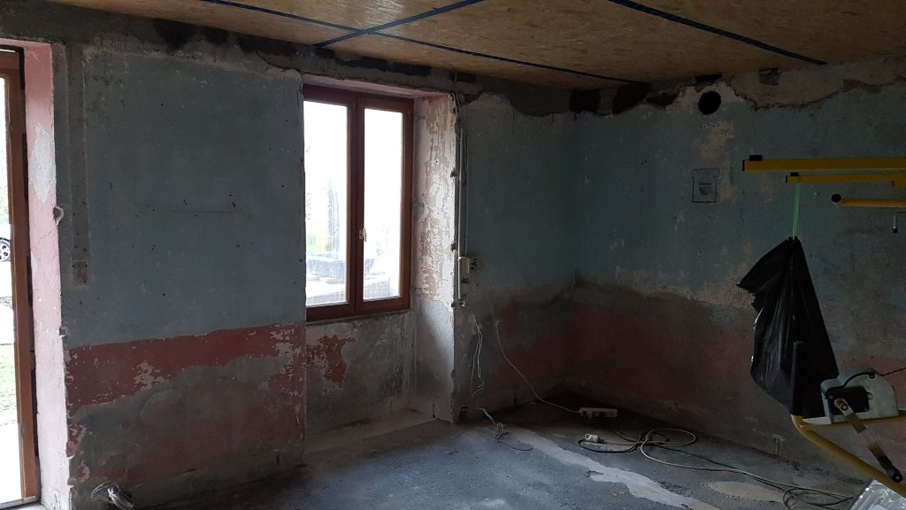 Bâtisse à rénover